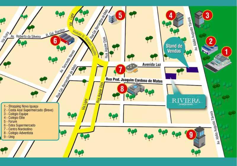 Sem título - Apartamento 2 quartos à venda Luz, Nova Iguaçu - R$ 317.000 - PMAP20090 - 16