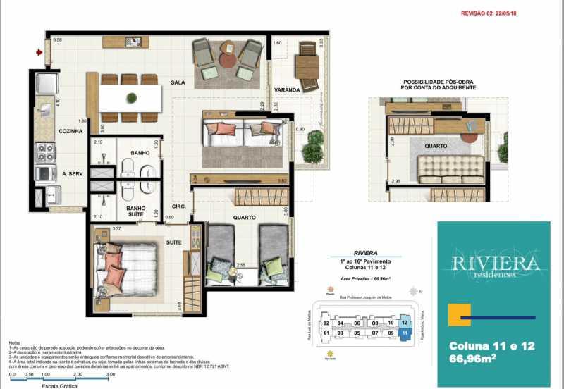 Sem títulosdsds - Apartamento 2 quartos à venda Luz, Nova Iguaçu - R$ 317.000 - PMAP20090 - 20