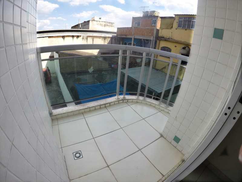 GOPR2120 - Apartamento de 2 quartos para venda ou Locação no centro de Nilópolis - PMAP20171 - 12