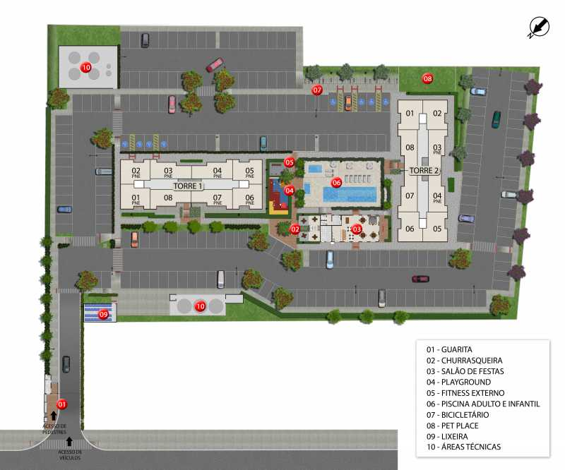full_59cac8a80dcf4_galeria_imo - Apartamentos de 2 quartos no Centro de Belford Roxo - PMAP20093 - 11