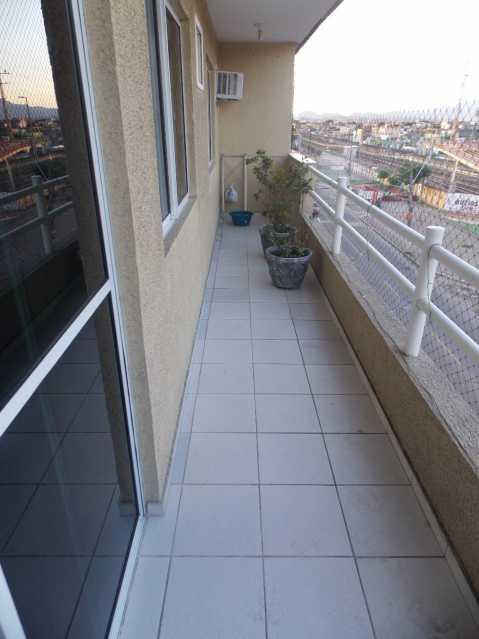 18 - Lindo Apartamento de 2 quartos ( 1 suíte ) para venda no Centro de Mesquita. - PMAP20097 - 21