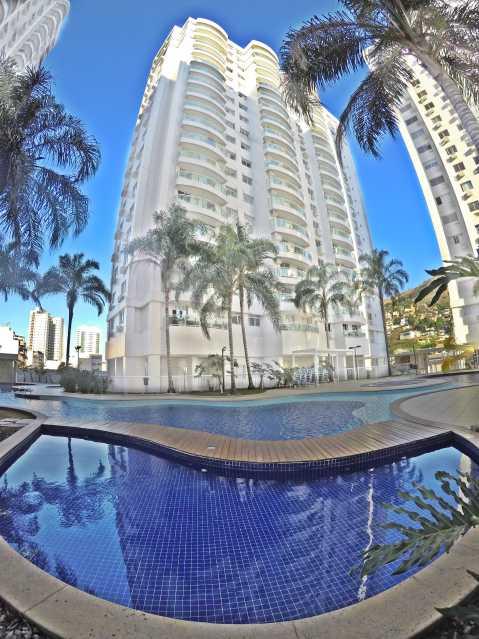 GOPR7469 - Apartamento com 3 quartos para venda, Acqua residencial - PMAP30027 - 3
