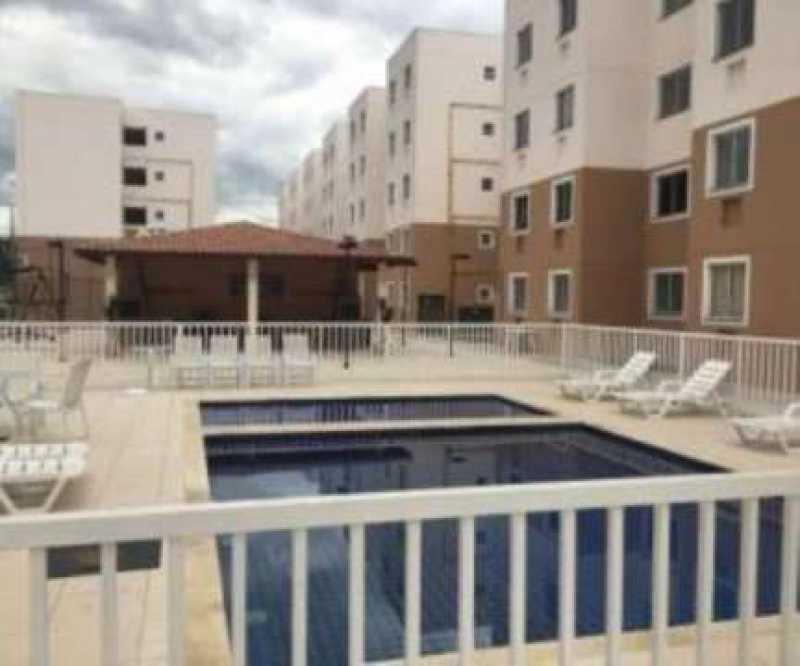 1 - Apartamento 2 quartos à venda Vila Avelina, Nova Iguaçu - R$ 180.000 - PMAP20113 - 1