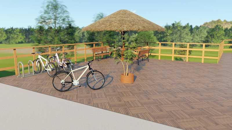 Ilustrativas 1. - Apartamento em Construção próximo ao Shopping Caxias para venda - PMAP20116 - 11