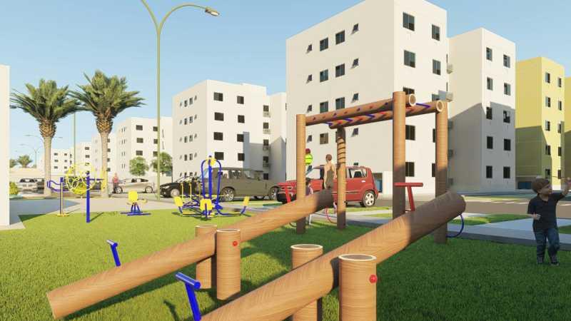 Ilustrativas 2. - Apartamento em Construção próximo ao Shopping Caxias para venda - PMAP20116 - 12