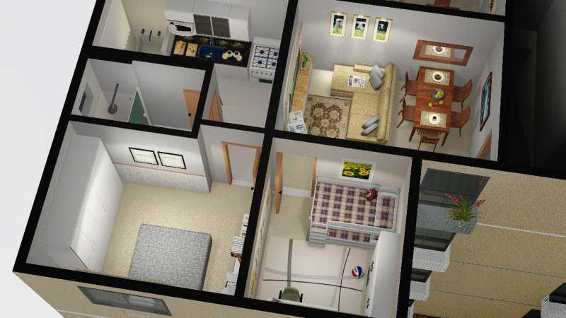 Ilustrativas 3. - Apartamento em Construção próximo ao Shopping Caxias para venda - PMAP20116 - 13