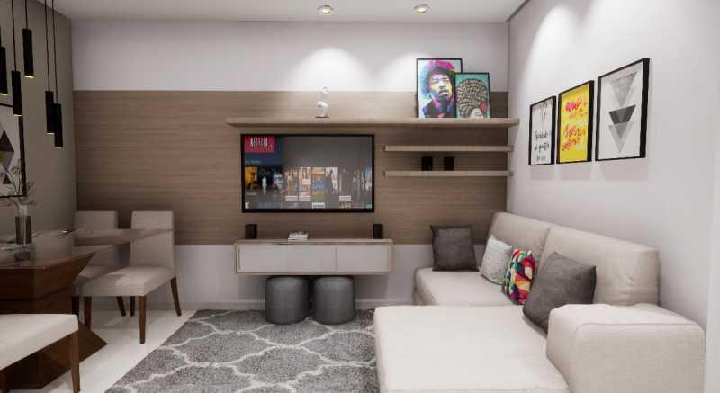 Ilustrativas 5. - Apartamento em Construção próximo ao Shopping Caxias para venda - PMAP20116 - 3