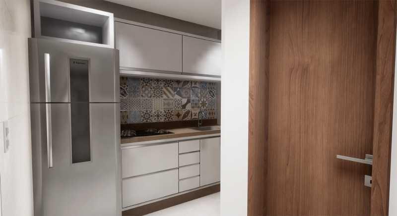 Ilustrativas 6. - Apartamento em Construção próximo ao Shopping Caxias para venda - PMAP20116 - 5