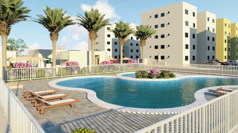 Ilustrativas 7. - Apartamento em Construção próximo ao Shopping Caxias para venda - PMAP20116 - 15