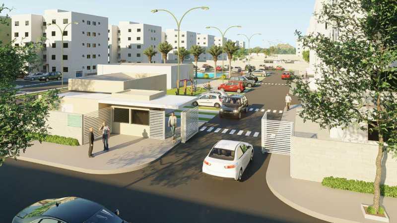 Ilustrativas 9. - Apartamento em Construção próximo ao Shopping Caxias para venda - PMAP20116 - 17