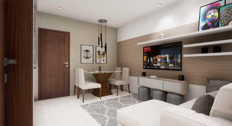 Ilustrativas 11. - Apartamento em Construção próximo ao Shopping Caxias para venda - PMAP20116 - 6