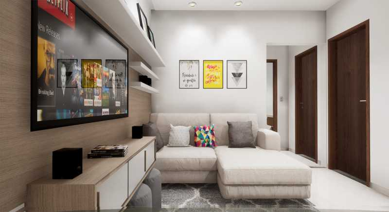 Ilustrativas 13. - Apartamento em Construção próximo ao Shopping Caxias para venda - PMAP20116 - 1