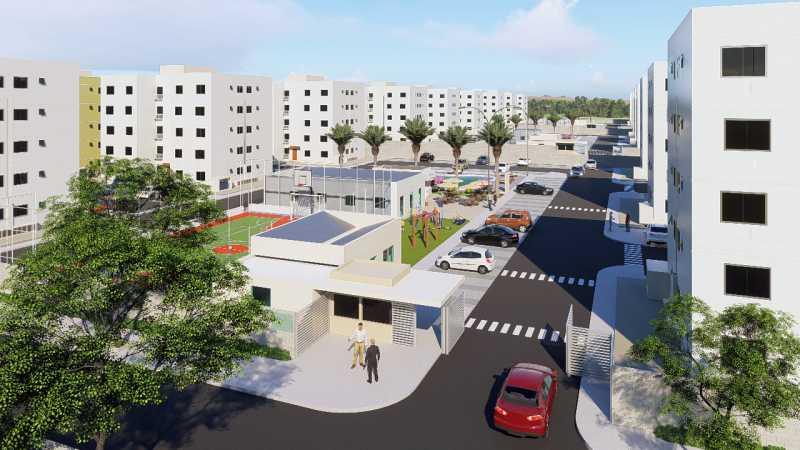Ilustrativas 17. - Apartamento em Construção próximo ao Shopping Caxias para venda - PMAP20116 - 23