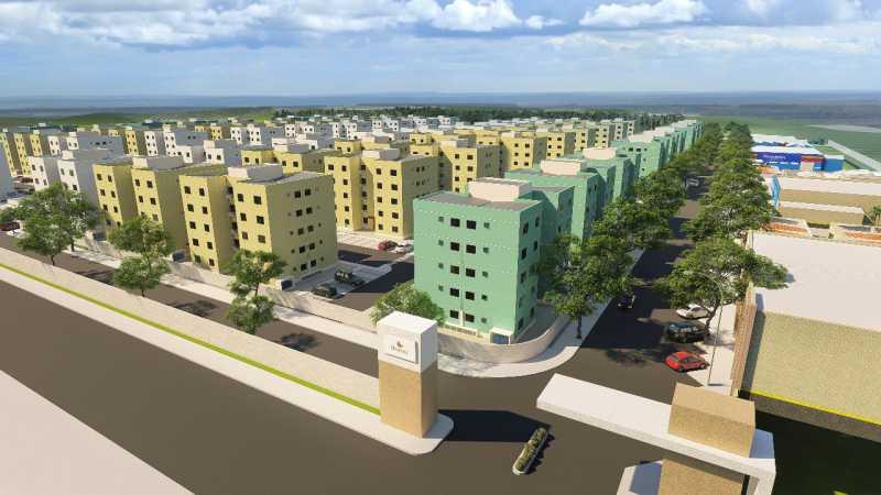 Ilustrativas 18. - Apartamento em Construção próximo ao Shopping Caxias para venda - PMAP20116 - 24
