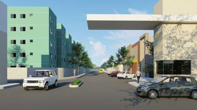 Ilustrativas 19. - Apartamento em Construção próximo ao Shopping Caxias para venda - PMAP20116 - 25