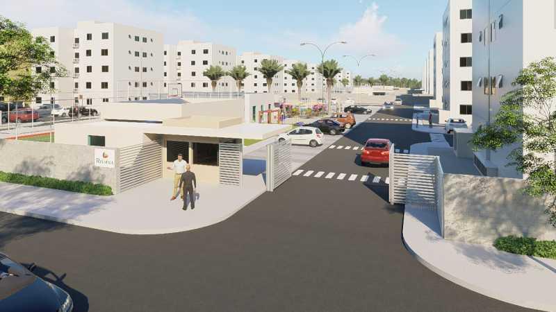 Ilustrativas 21. - Apartamento em Construção próximo ao Shopping Caxias para venda - PMAP20116 - 27