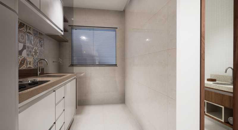 Ilustrativas 22. - Apartamento em Construção próximo ao Shopping Caxias para venda - PMAP20116 - 7