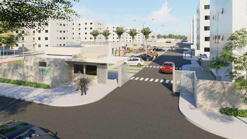 Ilustrativas 23. - Apartamento em Construção próximo ao Shopping Caxias para venda - PMAP20116 - 28