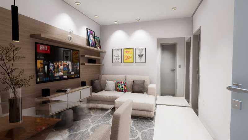 Ilustrativas 28. - Apartamento em Construção próximo ao Shopping Caxias para venda - PMAP20116 - 10