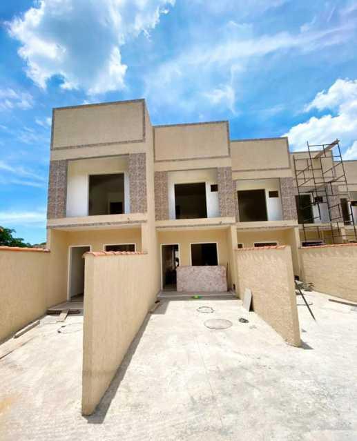 41020a13-8cc0-4d71-98f3-39d78b - Casas Novas com 2 quartos e Vaga - Mesquita para venda- financiamento caixa. - PMCA20244 - 1