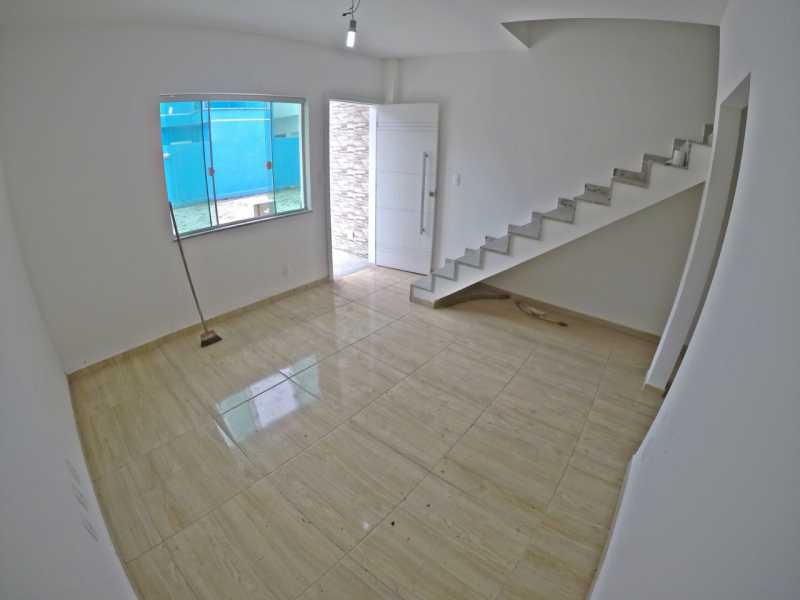 9. - Linda casa com 2 e 3 quartos Fino Acabamento - Nova Iguaçu - PMCA20250 - 9
