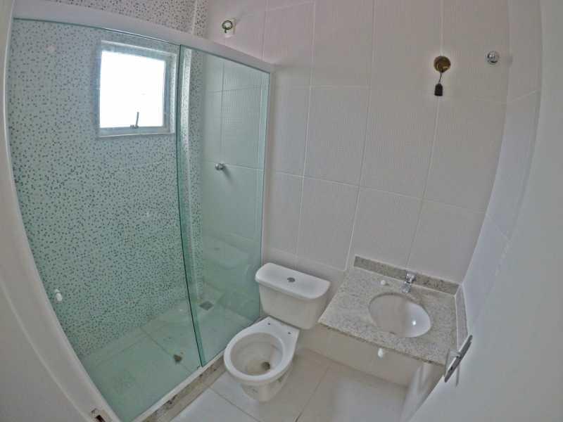 10. - Linda casa com 2 e 3 quartos Fino Acabamento - Nova Iguaçu - PMCA20250 - 10
