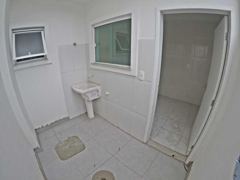 14. - Linda casa com 2 e 3 quartos Fino Acabamento - Nova Iguaçu - PMCA20250 - 14