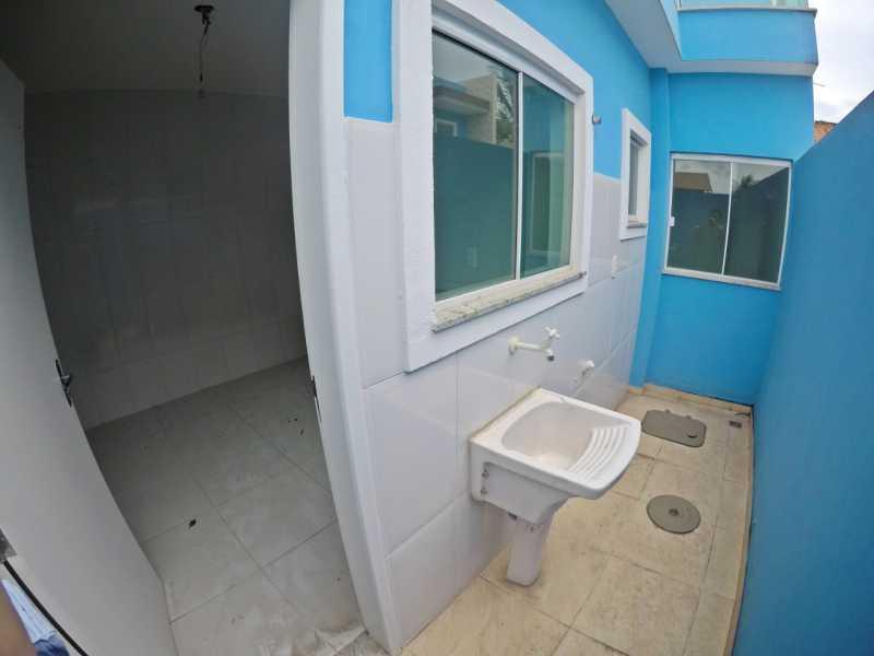 15. - Linda casa com 2 e 3 quartos Fino Acabamento - Nova Iguaçu - PMCA20250 - 15