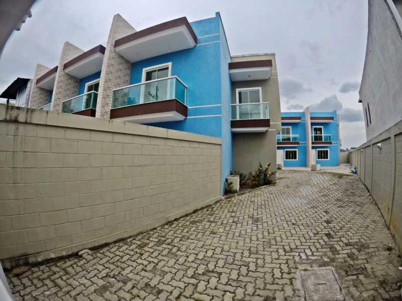 19. - Linda casa com 2 e 3 quartos Fino Acabamento - Nova Iguaçu - PMCA20250 - 19