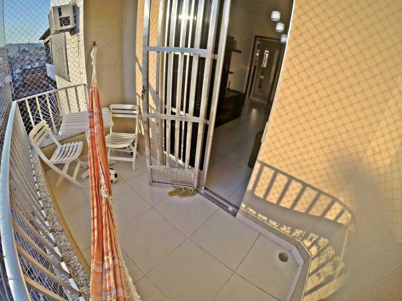 GOPR9587 - Amplo apartamento de 2 quartos - Nilópolis - Venda - PMAP20121 - 6