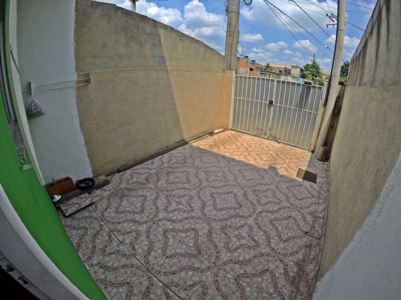 GOPR0002 - Linda casa duplex independente com 2 quartos - PMCA20253 - 5