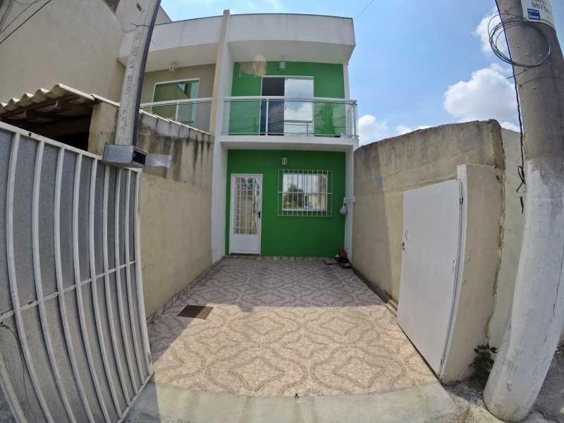 GOPR0003 - Linda casa duplex independente com 2 quartos - PMCA20253 - 1