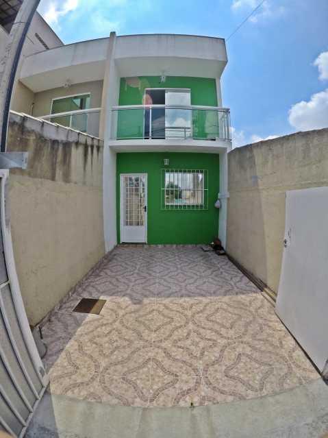 GOPR0004 - Linda casa duplex independente com 2 quartos - PMCA20253 - 4