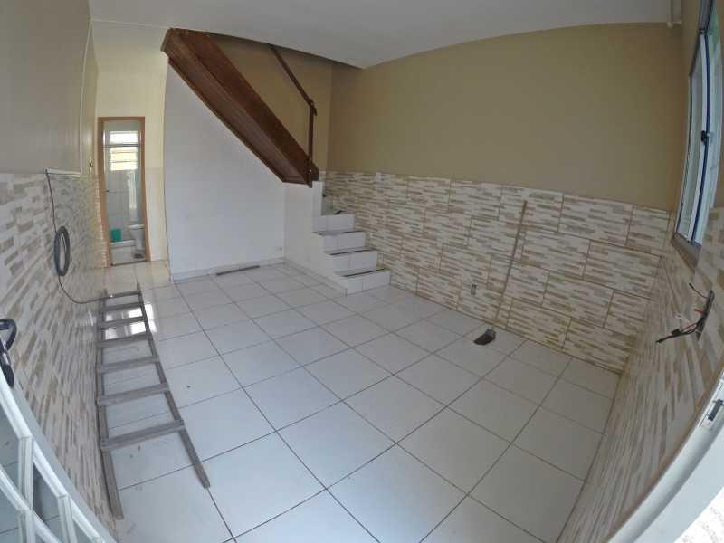 GOPR9994 - Linda casa duplex independente com 2 quartos - PMCA20253 - 6