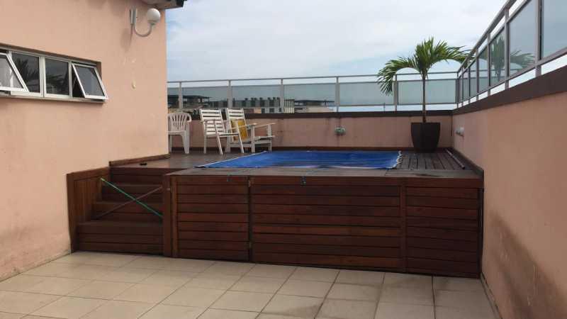 03. - Cobertura 3 quartos à venda Califórnia, Nova Iguaçu - R$ 600.000 - PMCO30001 - 1