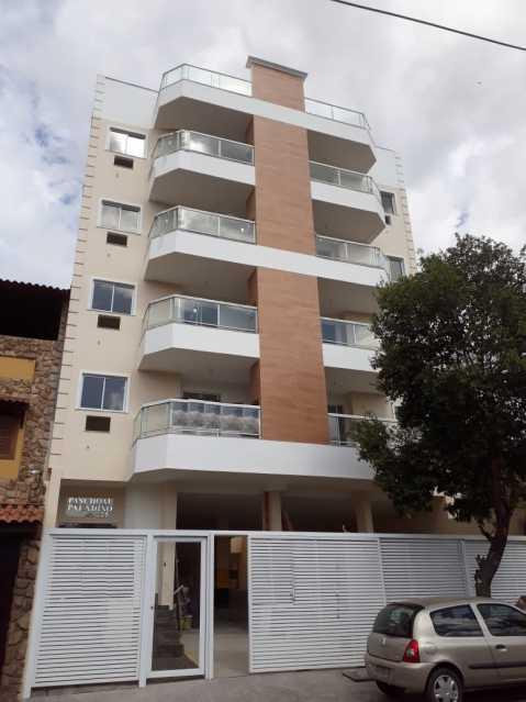 Fachada - Apartamento 2 quartos à venda Chacrinha, Nova Iguaçu - R$ 320.000 - PMAP20135 - 1