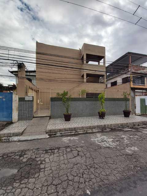 Ver. Carlos Carvalho 1 - Apartamento para locação de um quarto na Vila Emil - Mesquita - PMAP10019 - 3
