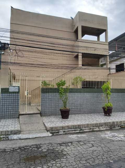 Ver. Carlos Carvalho - Apartamento para locação de um quarto na Vila Emil - Mesquita - PMAP10019 - 1
