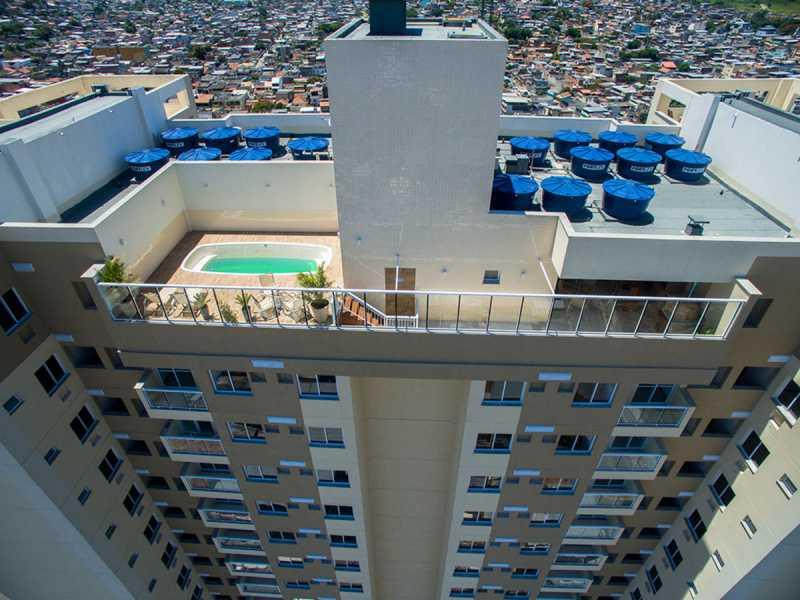 AREA-COMUM-5877c99dd7a376.4680 - Lindo 3 quartos com suite no Centro de Nilópolis - NOVO !!! - PMAP30041 - 4