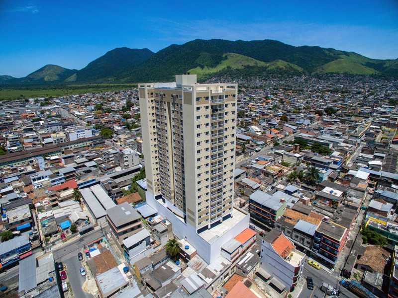 FACHADA-5877cb040a87c3.6701075 - Lindo 3 quartos com suite no Centro de Nilópolis - NOVO !!! - PMAP30041 - 1