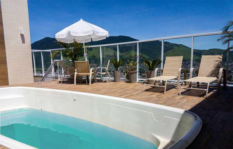 PISCINA-5877c9d290fc14.3599734 - Lindo 3 quartos com suite no Centro de Nilópolis - NOVO !!! - PMAP30041 - 3