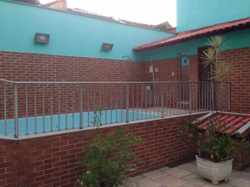 18 - Linda casa com 5 quartos e Piscina no Centro de nilópolis - PMCA50006 - 5