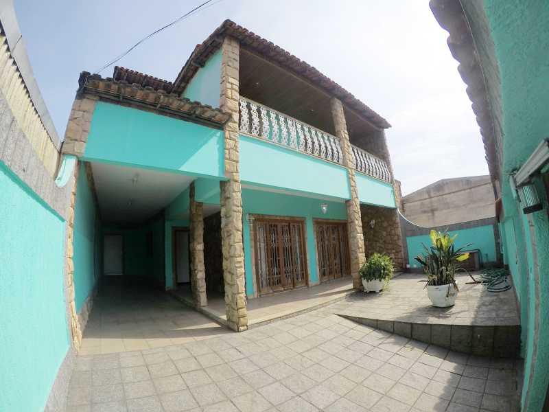 GOPR1237 - Linda casa com 5 quartos e Piscina no Centro de nilópolis - PMCA50006 - 1