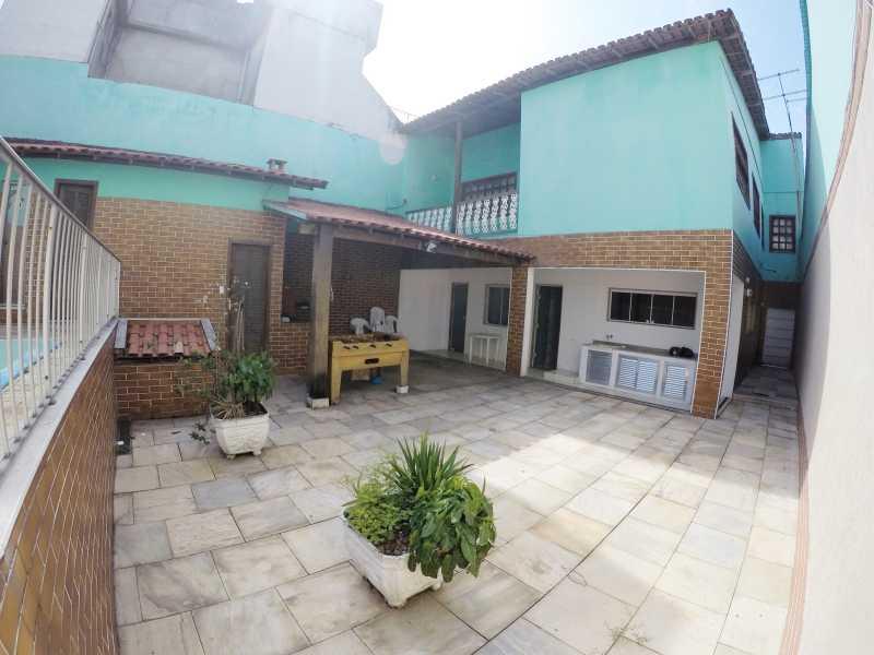GOPR1247 - Linda casa com 5 quartos e Piscina no Centro de nilópolis - PMCA50006 - 20
