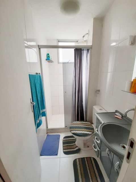 5 - Ótimo apartamento para venda em Banco Areia - Mesquita - PMAP20148 - 8