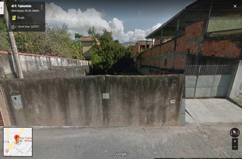 Rua Tupinambás 40 - Terreno 516m² à venda Moqueta, Nova Iguaçu - R$ 500.000 - PMUF00004 - 1