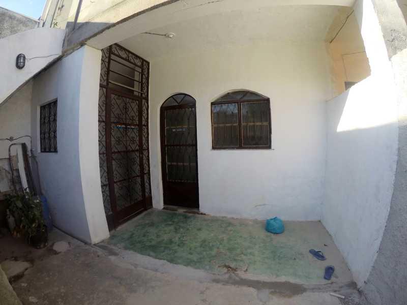 GOPR1866 - Casa 1 quarto para alugar Centro, Mesquita - R$ 590 - PMCA10024 - 3