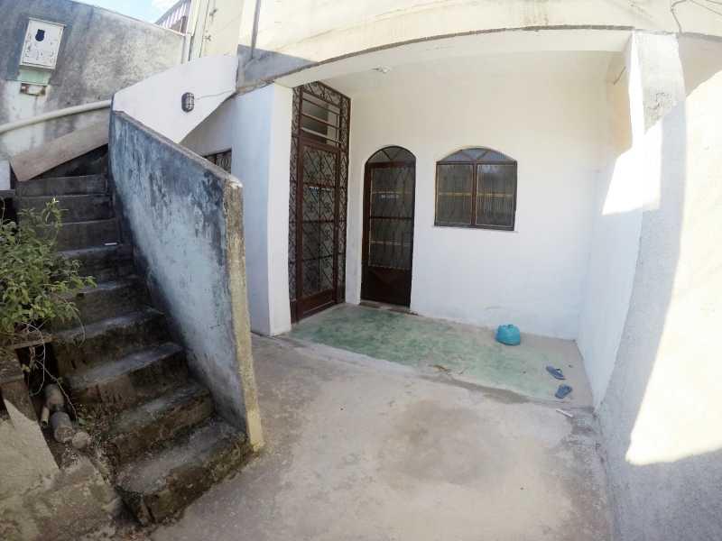 GOPR1868 - Casa 1 quarto para alugar Centro, Mesquita - R$ 590 - PMCA10024 - 1