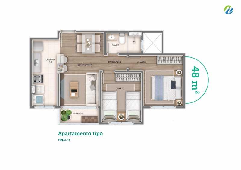 Book Mirataia__page-0024 - Apartamento 2 quartos à venda Pechincha, Rio de Janeiro - R$ 221.900 - PMAP20160 - 24