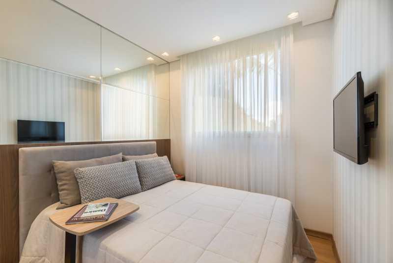 Decorado-Mirataia-15 - Apartamento 2 quartos à venda Pechincha, Rio de Janeiro - R$ 221.900 - PMAP20160 - 3